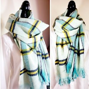 A new day scarf